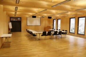 Zentrum HOLZ Veranstaltungsraum