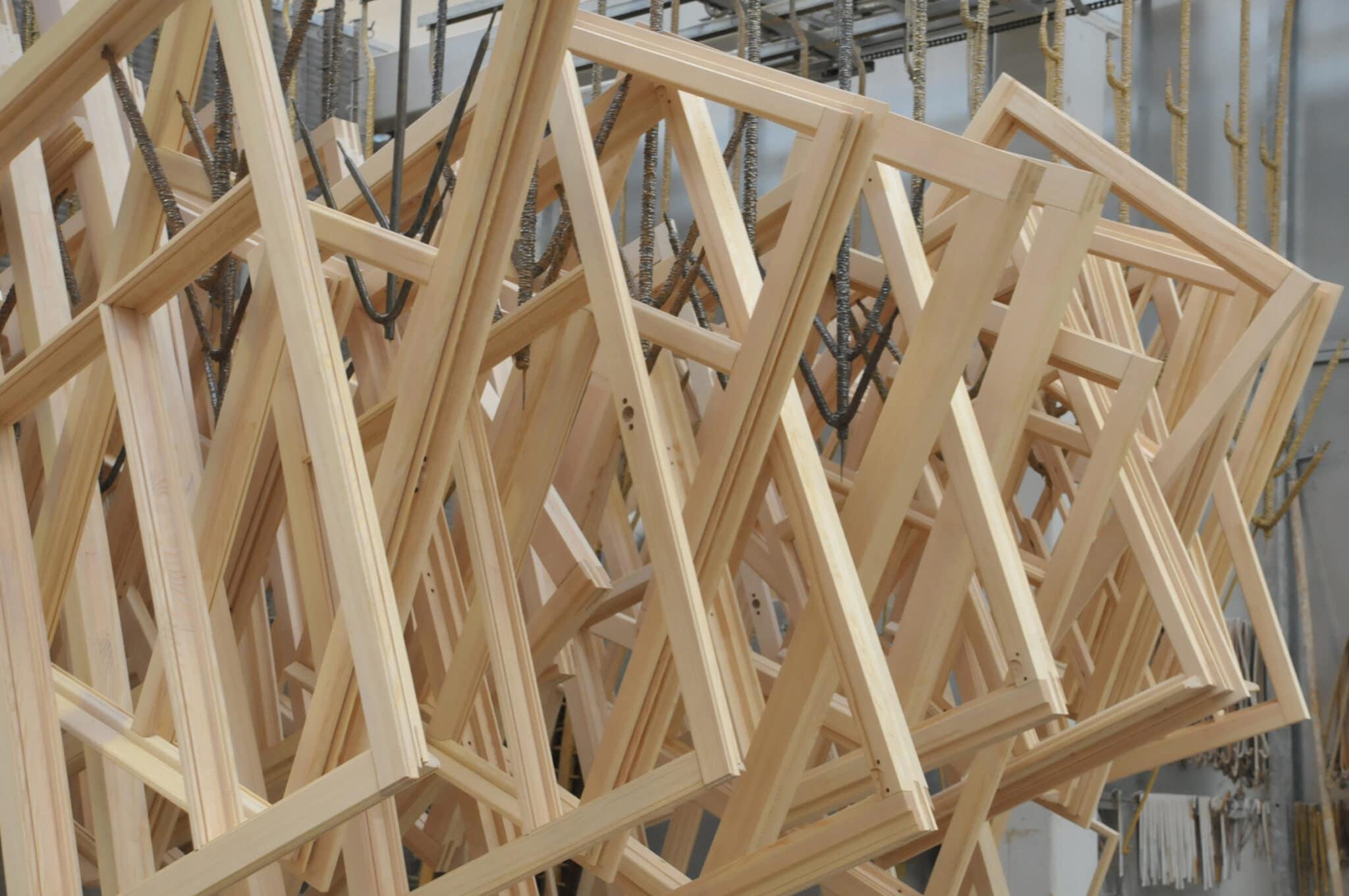 Hybrid-Seminar Holzfenster
